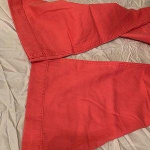 Mens Merona Khaki Flat Front Pants